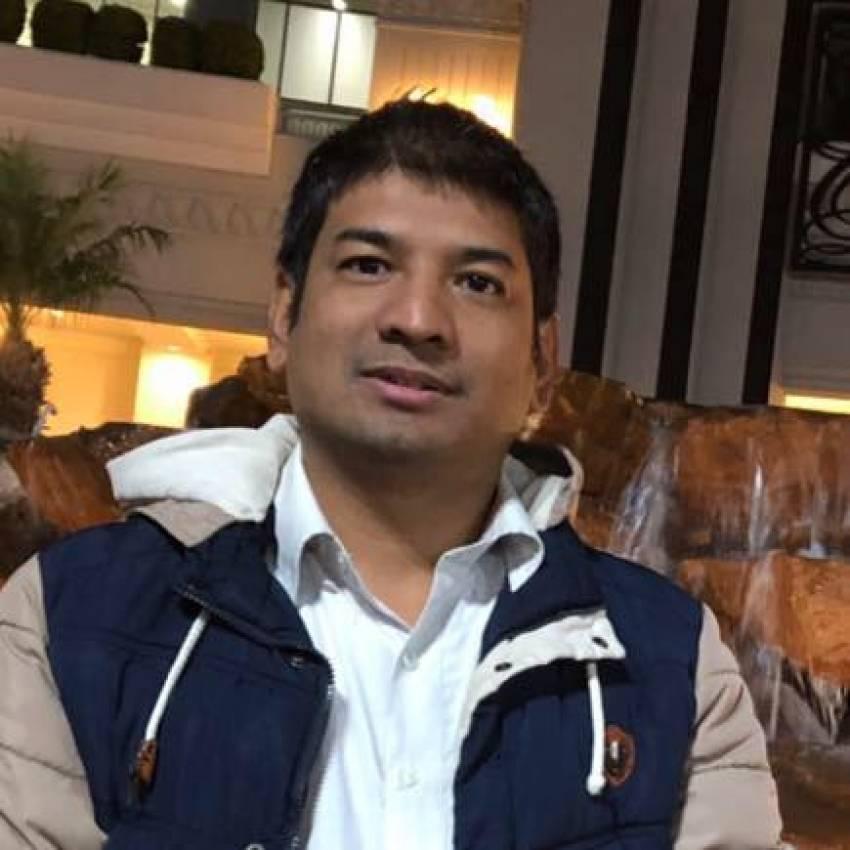 E Shrestha
