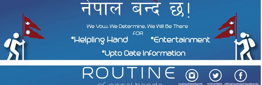 Routine of Nepal banda