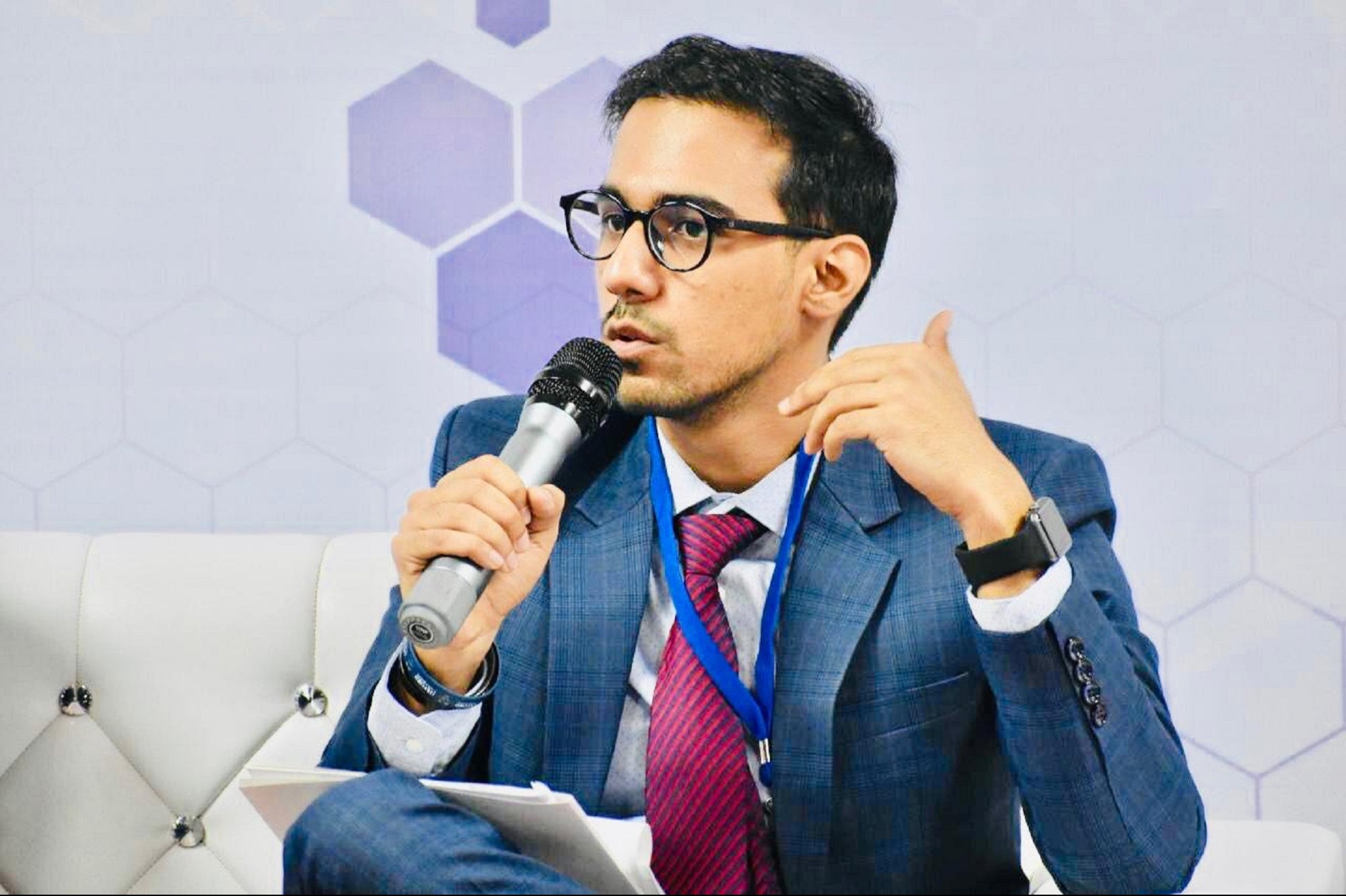Pratik Gauri Named Creative Entrepreneur of the Year - TimesNext
