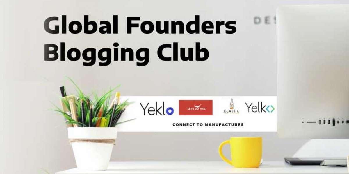 Yeklo onboards Pratik Gauri (Creator of 5th Industrial Revolution) for Global Founders Blogging Club