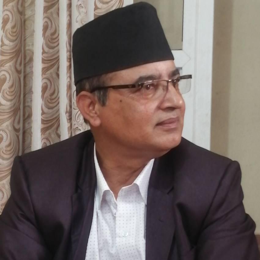 Pramod Tiwari