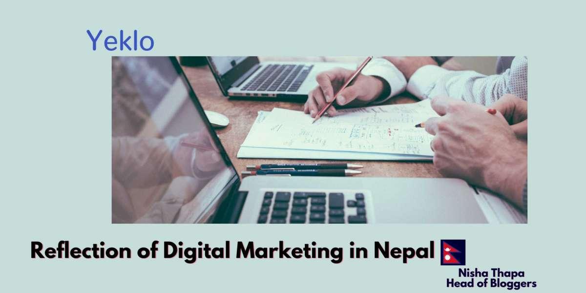 Reflection of Digital Marketing in Nepal