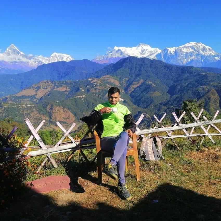 Sharan Thapa