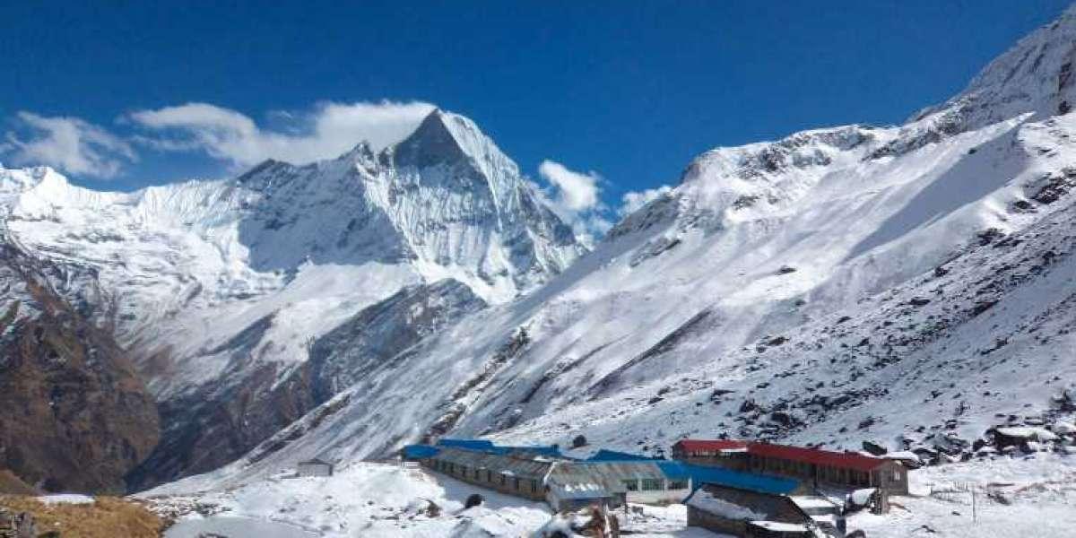 Annapurna Base Camp Trek Difficulty - How hard is ABC trek